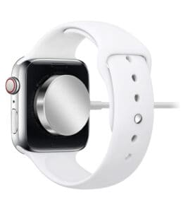 How to charge your Apple Watch