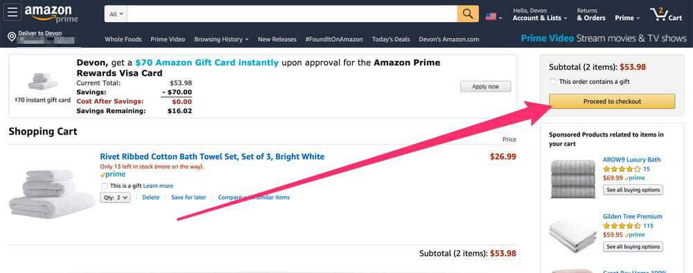 How to Split Payment on Amazon
