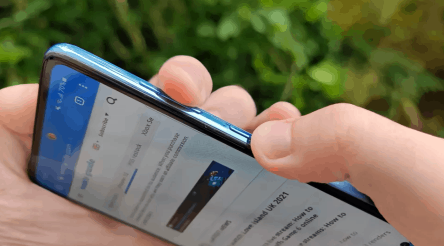 How to Screenshot on an Android