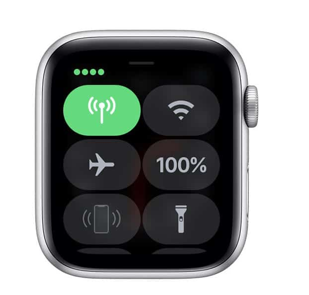 use an Apple Watch with a cellular connection