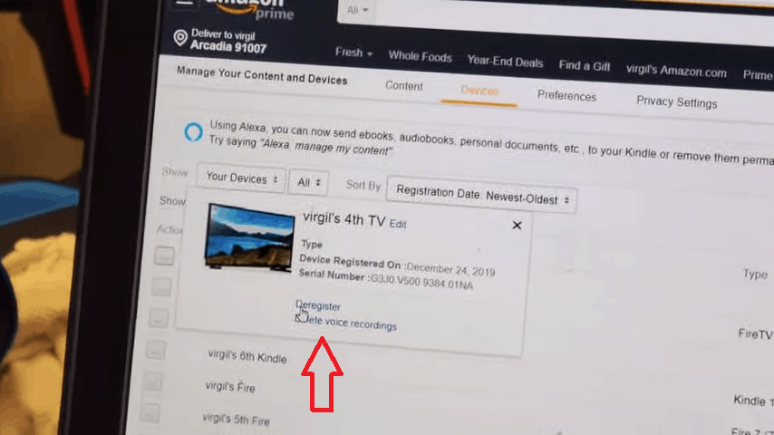 How to Sign Out of Amazon Prime on TV