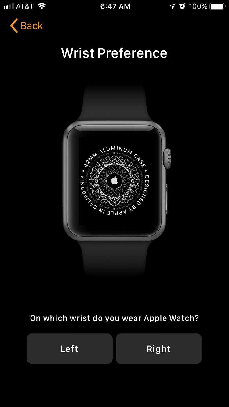How to pair an Apple Watch with your iPhone using the Watch app