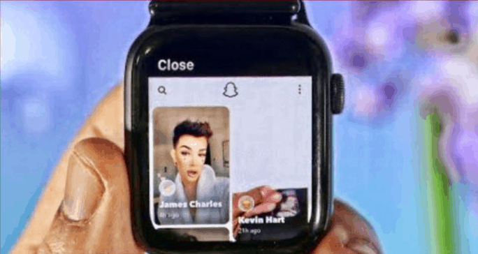 How to get Snapchat notifications on the Apple Watch