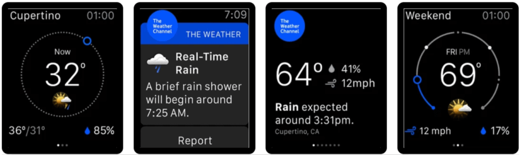 Tempo - The Weather Channel