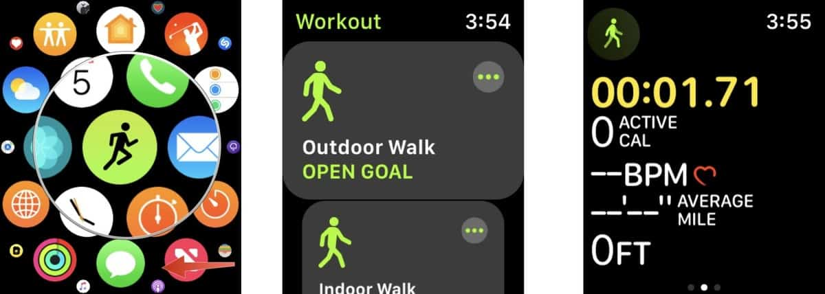 How to Use the Apple Watch Workout App