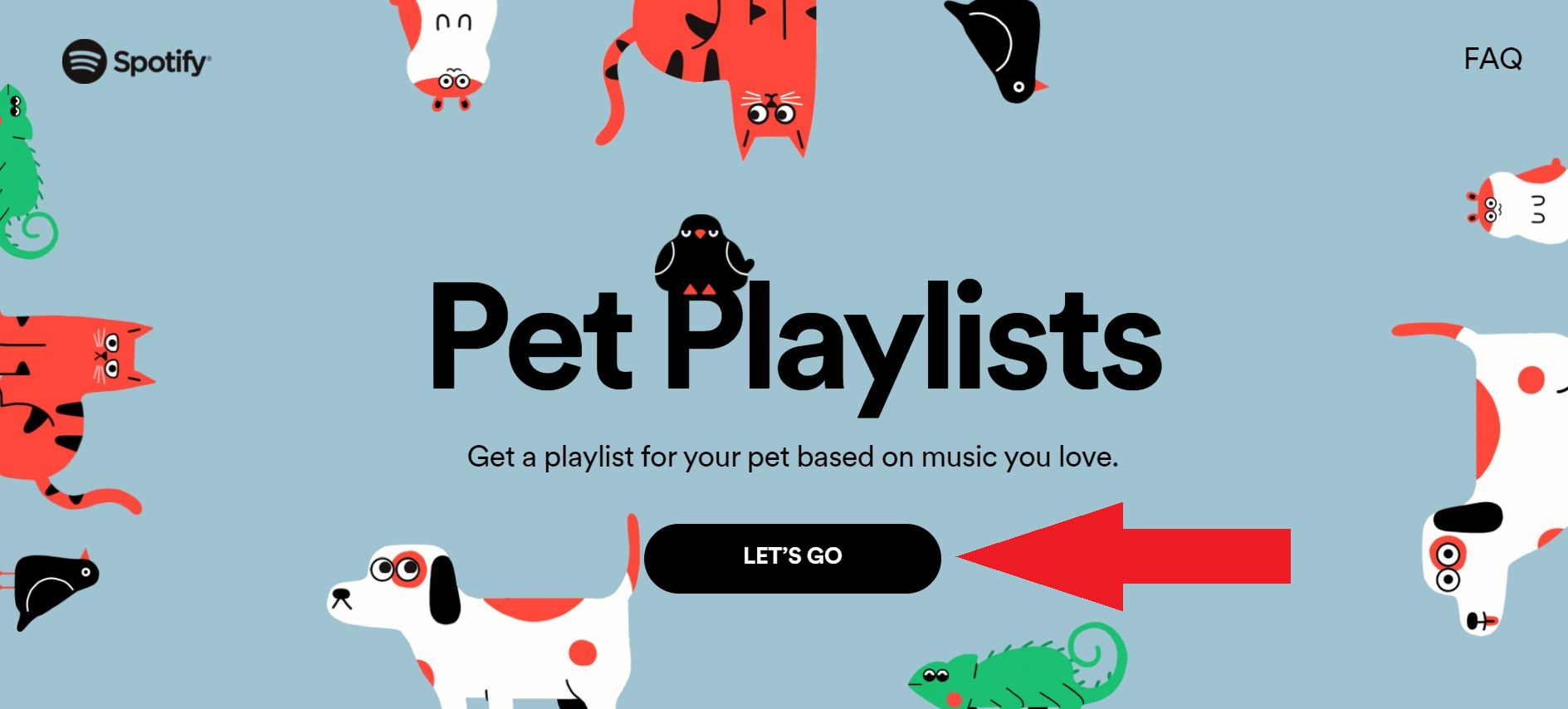 How to Make a Spotify Pet Playlist